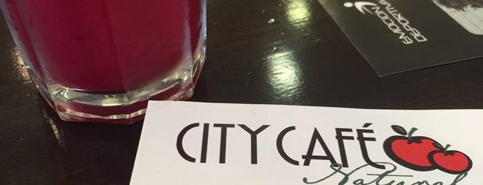 City Cafe is one of Posti che sono piaciuti a Guillermo.