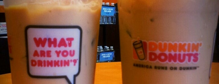 Dunkin' is one of Jay's Liked Places.