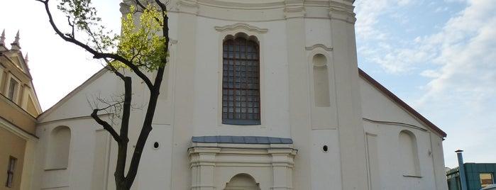 Костёл святого Иосифа (Касцёл Святога Іосіфа) is one of pet sounds.