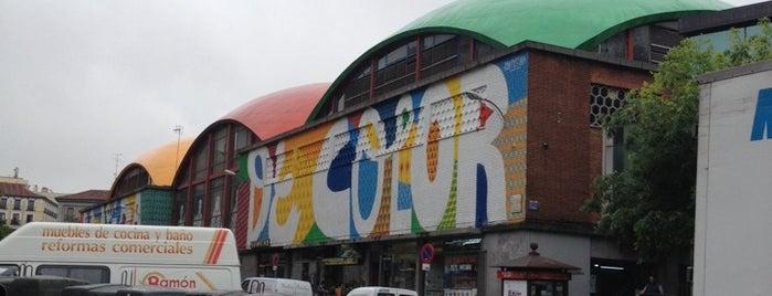 Barrio de La Latina is one of Travel.