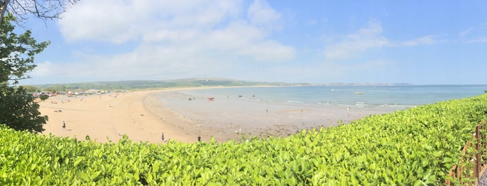 Oxwich Beach is one of Posti che sono piaciuti a Barry.
