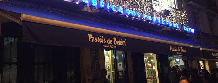 Fábrica dos Pastéis de Belém is one of Euro Trip.
