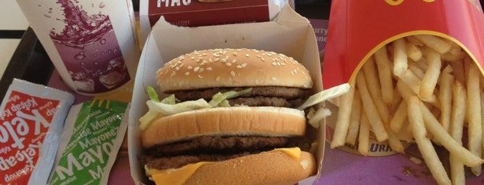 McDonald's is one of Aliさんの保存済みスポット.