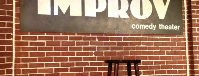 DC Improv Comedy Club is one of Sunjay : понравившиеся места.