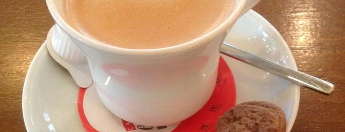 Café Extrablatt is one of Jen'in Beğendiği Mekanlar.