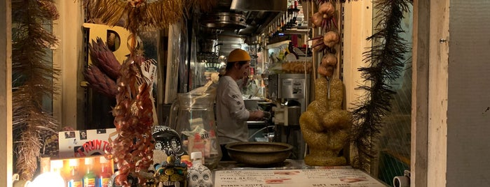 BAJA STYLE TACOS is one of Tokyo: eat & drink.