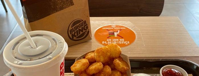 Burger King is one of Yodpha'nın Beğendiği Mekanlar.