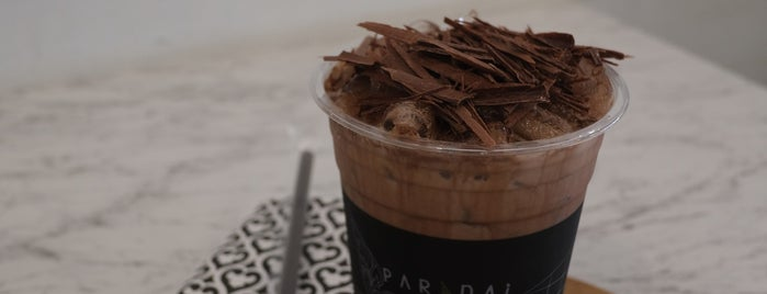 PARADAi is one of Cafe.