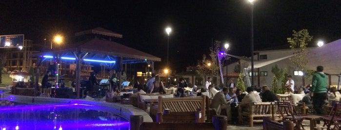 İstiklal yolu parkı is one of Selcuk'un Beğendiği Mekanlar.