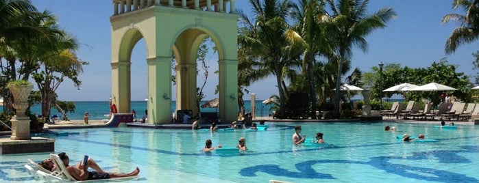 Sandals Whitehouse European Village & Spa is one of The Caribbean Experience.