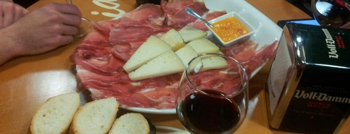 El Limpia is one of tapeo.