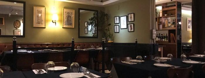 老烤箱義式手桿披薩 Antico Forno is one of Vicky : понравившиеся места.