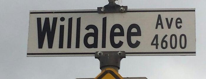Willalee Ave is one of Neighborhood Americas.
