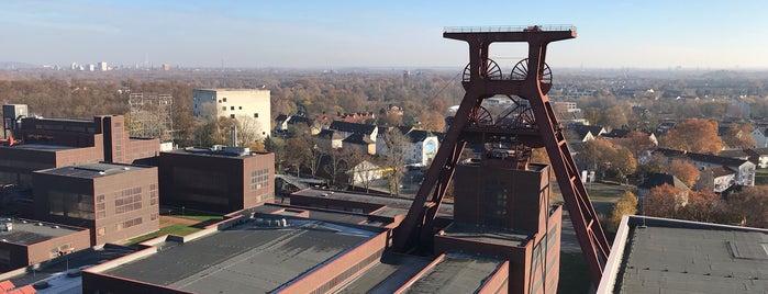 Panorama Zollverein is one of Best of Essen.