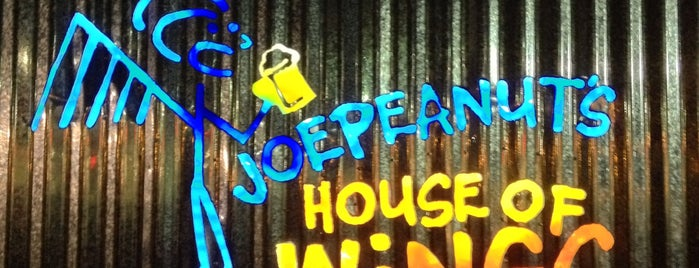 JoePeanuts House Of Wings is one of NH Sunday Events - Open Mics In New England.