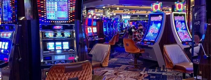 MGM Springfield is one of Casinos.