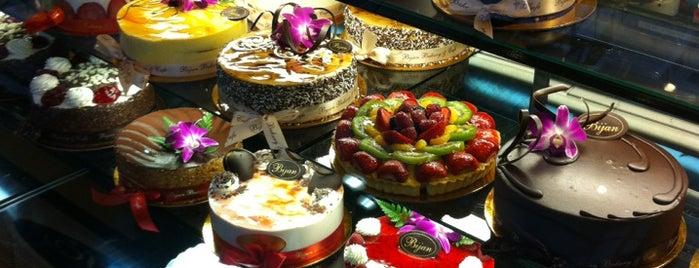 Bijan Bakery & Cafe is one of Orte, die Dominic gefallen.