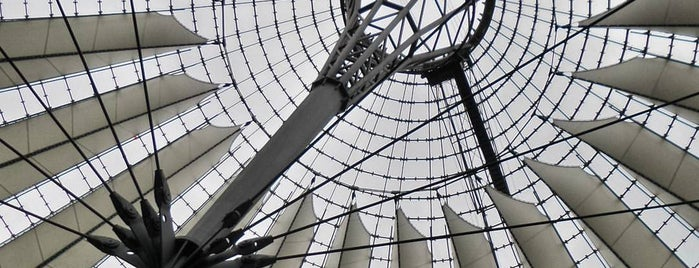 Sony Center is one of Berlin - Lugares.
