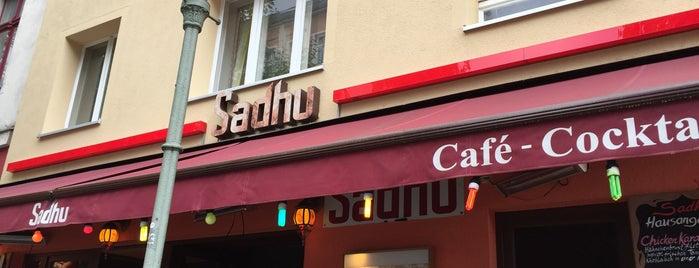 Sadhu is one of Locais curtidos por Dennis.
