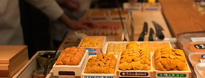 Sushi Takamitsu is one of Tokyo Sushi.