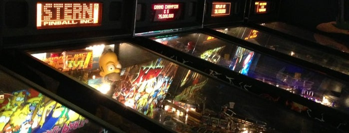 Marty's Playland is one of Pinball Destinations.
