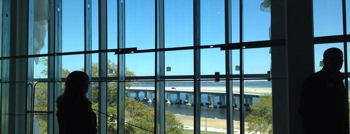 Biloxi Maritime & Seafood Industry Museum is one of Biloxi.