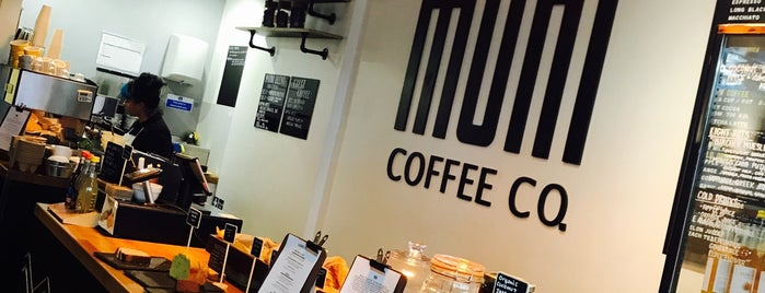 Muni coffee is one of London Coffee.