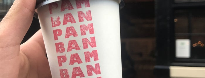 Pam Ban is one of London.
