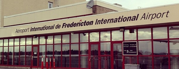 Fredericton International Airport (YFC) is one of North American airports.