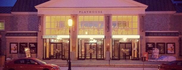 Fredericton Playhouse is one of Nick'in Beğendiği Mekanlar.