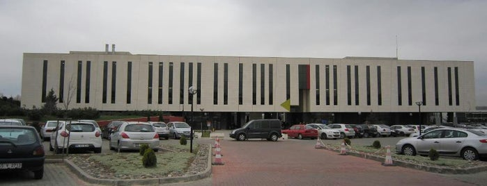 Teknokent is one of สถานที่ที่ Fatih ถูกใจ.