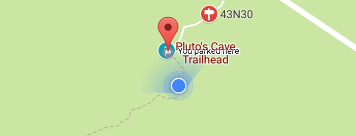 Pluto's Cave is one of Locais curtidos por 🚡 Chris.