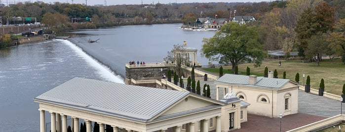 Fairmount Water Works is one of Philadelphia [Attractions]: Been Here.
