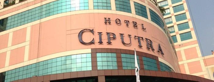 Hotel Ciputra Jakarta is one of Nightlife Spots @ Jakarta.