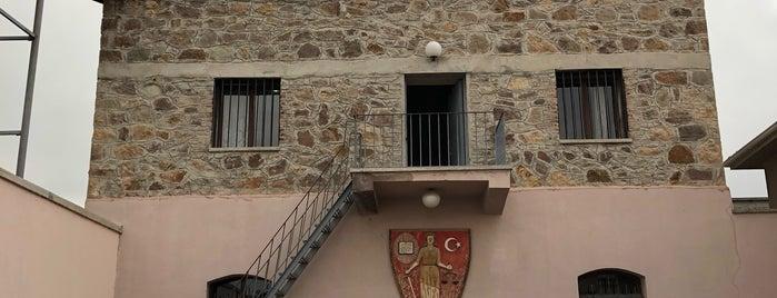 Ulucanlar Cezaevi Müzesi is one of Locais curtidos por Şehrin.