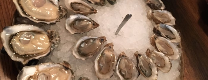 Taylor Shellfish Oyster Bar is one of Oysters.