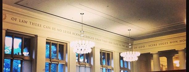Harvard Law School Library is one of Posti che sono piaciuti a Tourah.