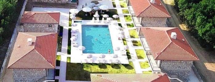 Hotel Rezve Restaurant is one of Posti che sono piaciuti a Cqb..