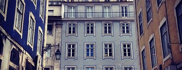 Rua Dos Douradores is one of Portugal.