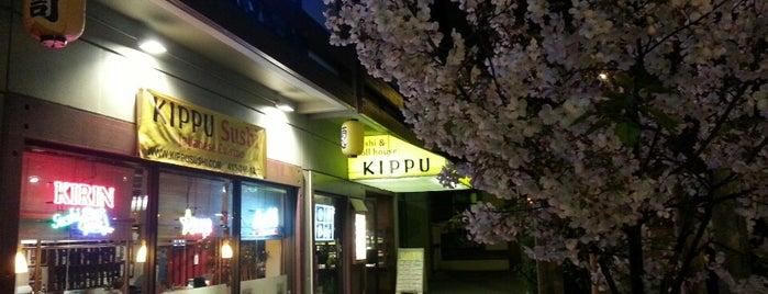 Kippu Sushi is one of Ramen.