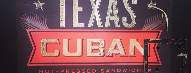 The Texas Cuban is one of Food Trucks.
