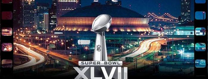 Super Bowl XLVII - Sun, Feb 03