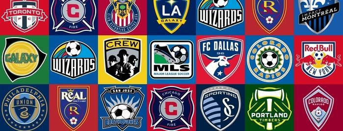 MLS & NHL
