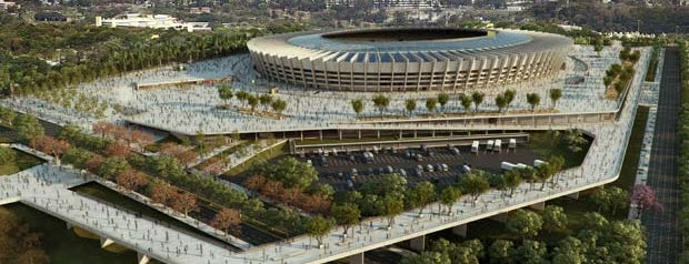 Estádio Governador Magalhães Pinto (Mineirão) is one of Copa das Confederações da FIFA Brasil 2013.