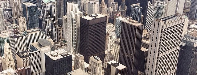 Willis Tower is one of Beautiful Views.