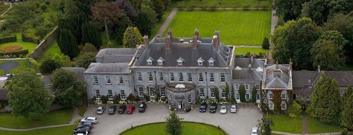 Castle Durrow is one of To-visit in Ireland.