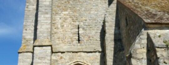 Église Saint - Laurent is one of Dark.Ginger'in Beğendiği Mekanlar.