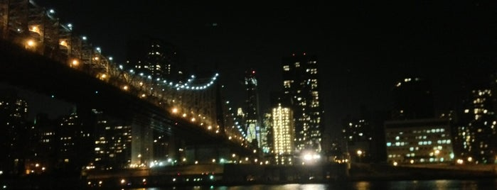 Roosevelt Island is one of NY To Do.