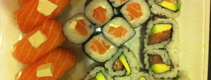 So Sushi is one of Restos !.