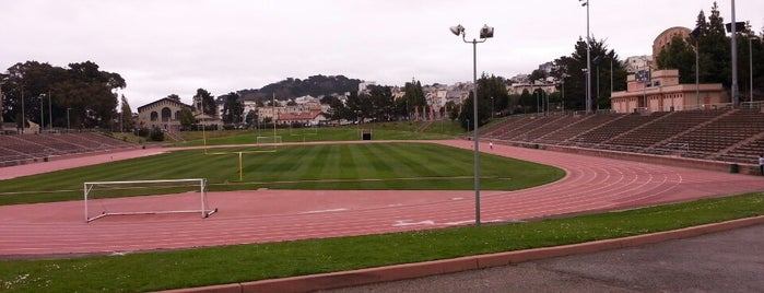 Kezar Stadium is one of Big Matchs's Today!.